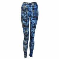 Leggings - Batik - Bamboo - blue - brown