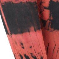 Leggings - Batik - Birch - schwarz - rot-burgund