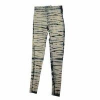Leggings - Batik - Haze - schwarz - grau