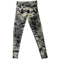 Leggings - Batik - Sun - grey - blue grey
