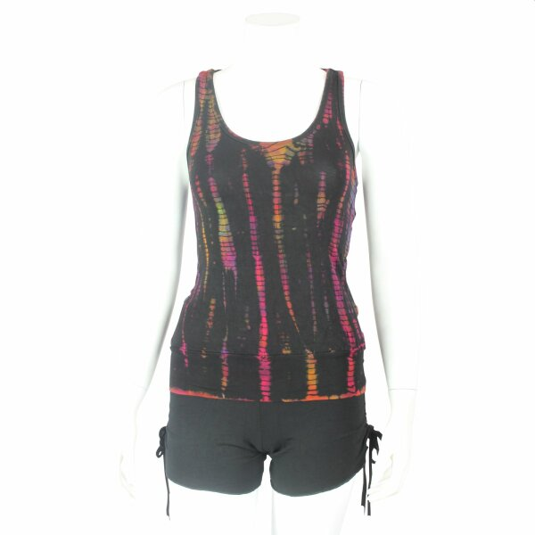 Top with cutouts at the back - Batik - Bamboo - different colours