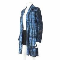Yoga Jacke - Jersey Cardigan - Batik - Bamboo - verschiedene Farben
