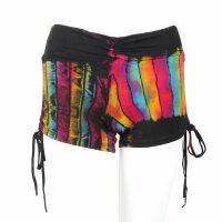 Shorts mit Raffung - Batik - Birch - verschiedene Farben