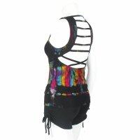 Top mit cutouts am Rücken - Batik - Birch - verschiedene Farben