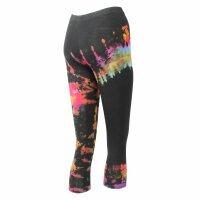 3/4 Leggings - Batik - Tread - verschiedene Farben