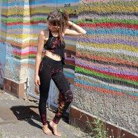 Knotting Top - Batik - Tread - verschiedene Farben