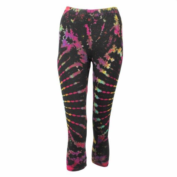 3/4 Leggings - Batik - Sun - different colours