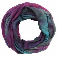 Shawl - Allover - tie dye - 40x140 cm