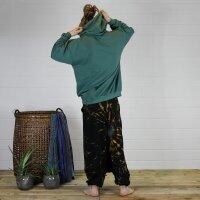 Haremshose - Pluderhose - Aladinhose - Pumphose - Goa - Batik - Modell 04