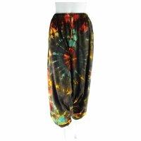 Harem pants - Aladdin pants - bloomers - Goa - batik -...