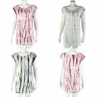 Loosefit Kleid - Longshirt - Batik - Tie dye - Bamboo -...