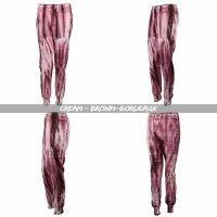 Sweatpants - Jogging pants - Trousers - Batik - Bamboo -...
