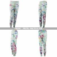 Sweatpants - Jogging pants - Trousers - Batik - Allover - different colours