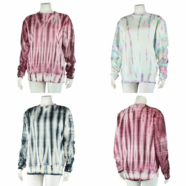 Pullover - Sweater - Batik - Bamboo - different colours