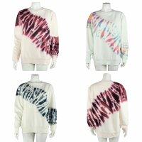 Pullover - Sweater - Batik - Tread - verschiedene Farben