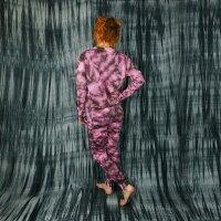 Pullover - Sweater - Batik - Allover - verschiedene Farben